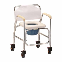 Rehab Shower / Commode Chair
