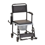 Rehab Shower-Commode Chair