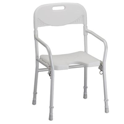 Nova 9400 Folding Shower Chair