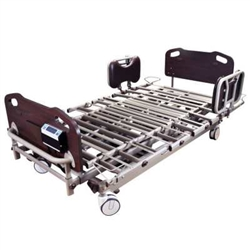 Bariatric Full Electric Long Term Care Bed