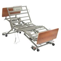 Full Electric Long Term Care Bed
