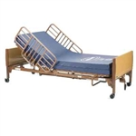 Half Length Hospital Bed Rails