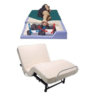 Peachy Adjustable Bed With Lateral Rotation Alternating Pressure Bralicious Painted Fabric Chair Ideas Braliciousco