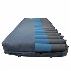 Alternating Pressure Mattress with low air loss