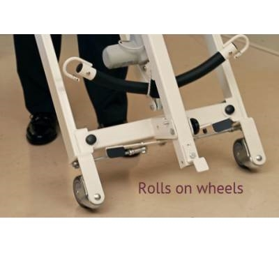 BestLift PL400EF Portable Patient Lift - Folding Patient Lift