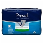 Prevail Male Guards Moderate Absorbency