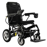 Pride Jazzy Passport Folding Power Chair
