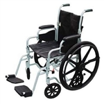 Poly-Fly Wheelchair