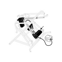Drive Motor for Pride Lift Chair