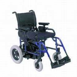 Quickie V-100 Folding Power Chair