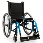 Quickie 2HP Lightweight Folding Wheelchair