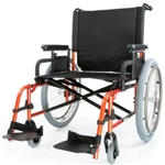 Quickie M6 Bariatric Wheelchair