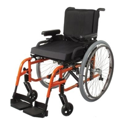 Quickie Folding Wheelchair