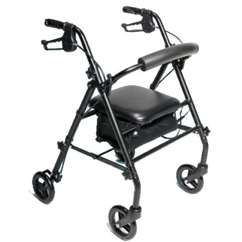 Walkabout Steel Four Wheel Rollator