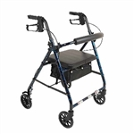 4-Wheel Rollator Walker