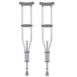 Universal Shoulder Crutches
