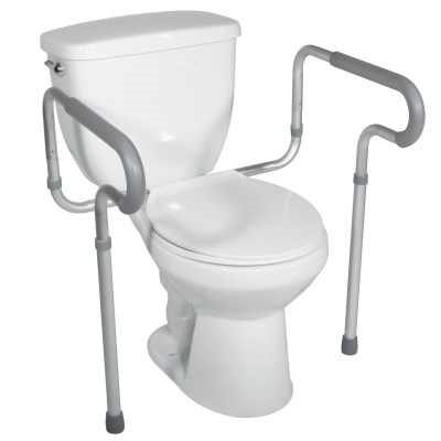 Fabulous Toilet Safety Frame Ibusinesslaw Wood Chair Design Ideas Ibusinesslaworg