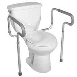Toilet Safety Rails - Frame