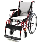 Folding Ultra-Light Wheelchair