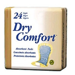 Dry Comfort Disposable Pads