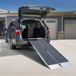 Wheelchair and Scooter Suitcase Ramp, 6-ft.