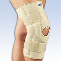 Safe-T-Sport Wrap Around  Hinged Knee Brace  model 37-107