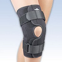 Safe-T-Sport Wrap Around  Hinged Knee Brace  model 37-350