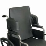 SideHugger Wheelchair Back, model 84