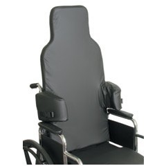 SideHugger Tall Wheelchair Back, model 84T