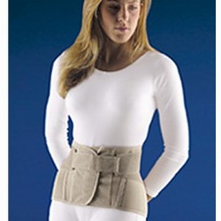 Soft Form Lumbar Sacral Support Brace for Women
