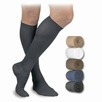 Activa Sheer Therapy Men's Dress Socks