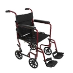 ProBasics Aluminum Transport Wheelchair