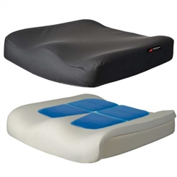 Contoured Gel Wheelchair Cushion