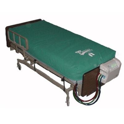 bariatric low air loss rotational mattress system