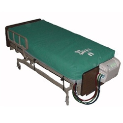 Bariatric Low Air Loss Rotational Mattress System