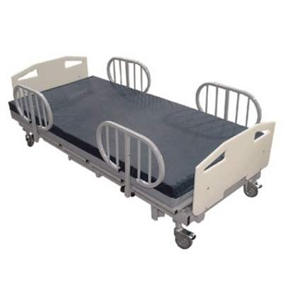 An Bariatric Hospital Bed Pictured With Optional 2d Set Rails Larger Photo Email A Friend