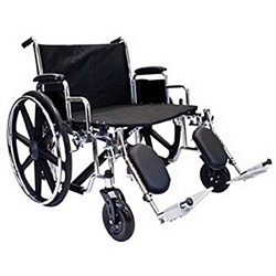 Bariatric Extra-Wide Wheelchair