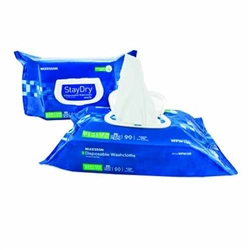 McKesson StayDry Wipes with Aloe
