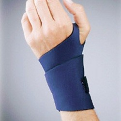 FLA Orthopedics Safe-T-Sport Wrist Wrap