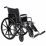 Everest & Jennings Advantage LX Wheelchair