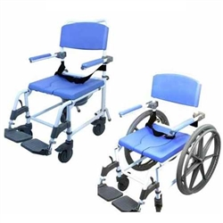 Replacement Parts for Healthline Rehab Shower & Commode Chair