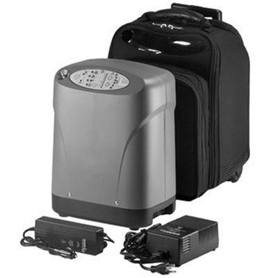 Devilbiss iGo Portable Oxygen Concentrator - Continuous Flow - 306DS