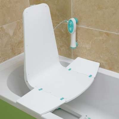 Larger Photo Email A Friend & Lumex Splash Bath Tub Lift - Battery Powered Bath Tub Lift 5033A
