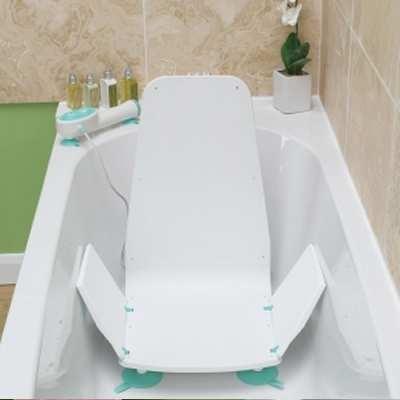 Lumex Splash Bath Tub Lift - Battery Powered Bath Tub Lift 5033A