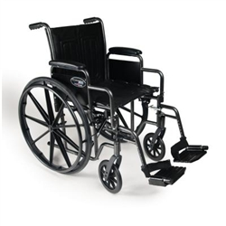 Everest & Jennings Traveler SE Wheelchair