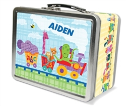 ABC Train Lunch Box