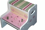 GirlsBugs storage stool