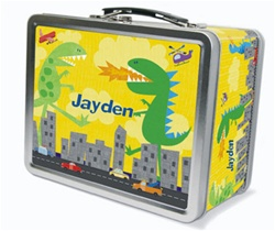 Dinos Lunch Box