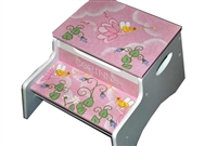 Fairy storage stool
