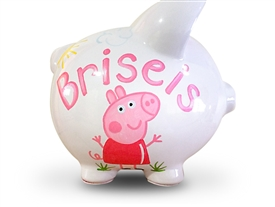 Peppa Pig piggy bank
